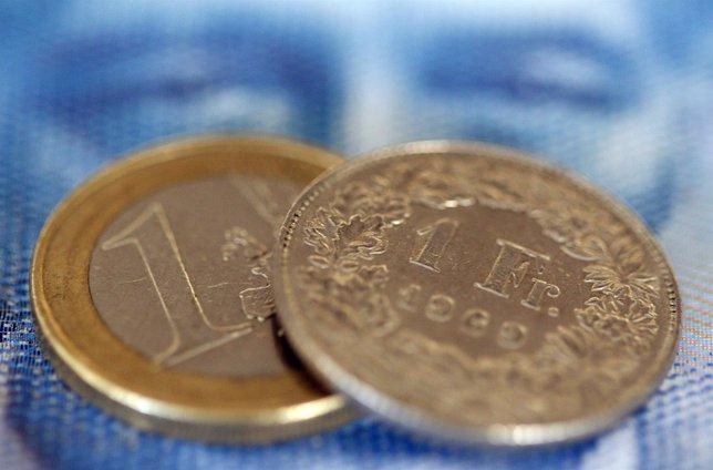 Divisas euro franco suizo