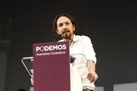 Aforo completo para el primer mitin de Pablo Iglesias en Andalucía