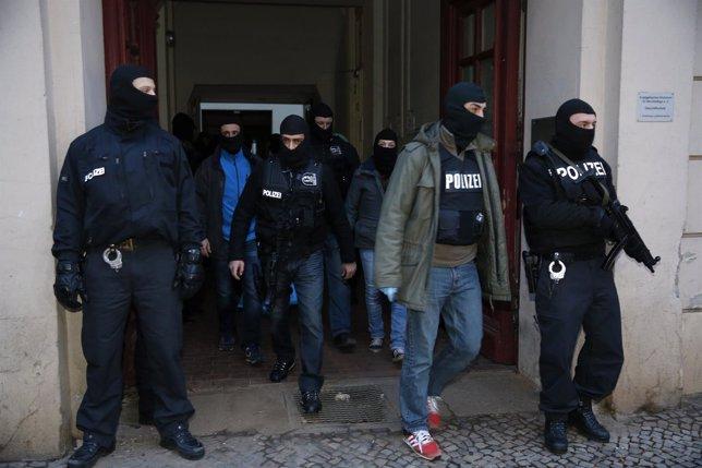 La policía arresta en Alemania a dos islamistas