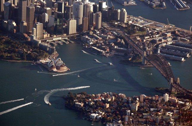 Sydney paisaje