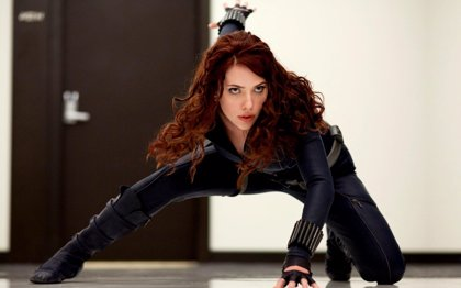 Scarlett Johansson estará en Capitan América: Civil War