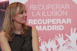 """Tania Sánchez ve la querella del PP como un plan para""""amputar su candidatura"""""""