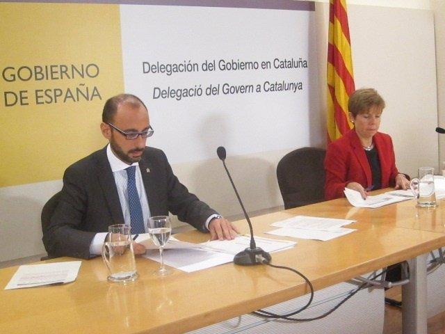 Subdelegado de Gobierno en Barcelona, Emilio Ablanedo