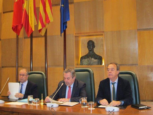 Gimeno, Belloch y Pérez Anadón