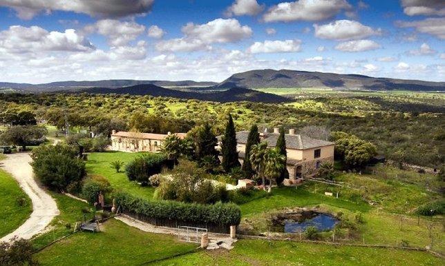 Casa rural Valle de Mira (Badajoz)