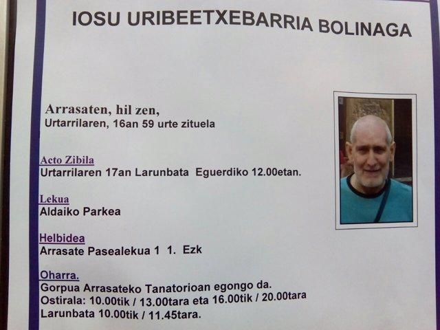 Josu Uribeetxebarria