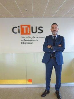 El director general de Lanzadera, Javier Jiménez Marco