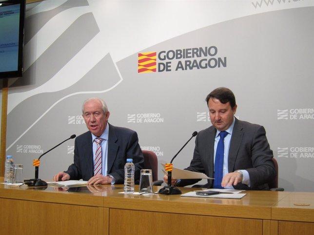 Bono y García han presentado el balance económico de 2014 y previsiones de 2015
