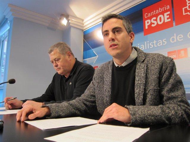 Pablo Zuloaga en rueda de prensa