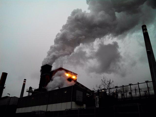 Contaminacion en Aviles