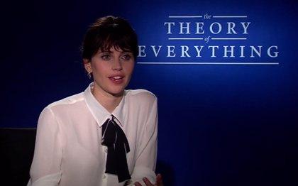 Entrevista con Felicity Jones, protagonista de La teoría del todo