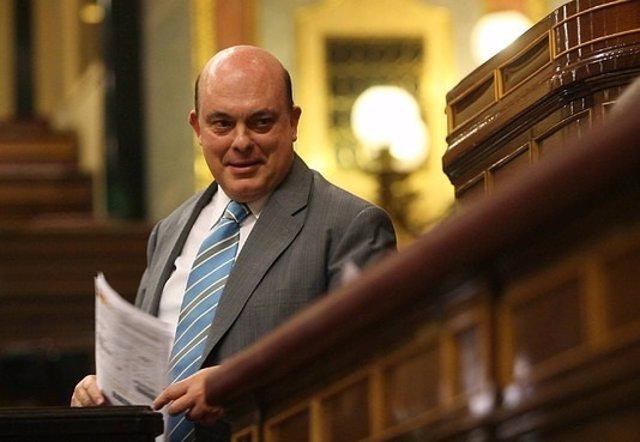 Emilio Olabarria, diputado del PNV