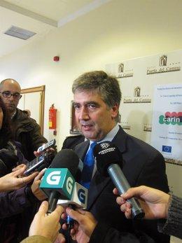 El director general de la Policía, Ignacio Cosidó