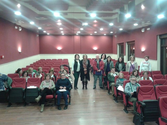 Taller para cuidadores no profesionales organizado por la Diputación de Jaén