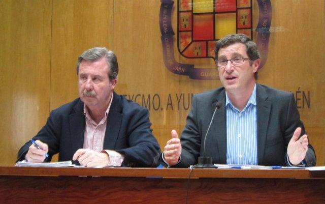 Miguel Ángel García Anguita y Miguel Contreras