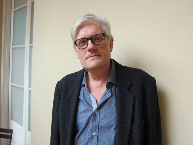El autor Antoni Carrasco