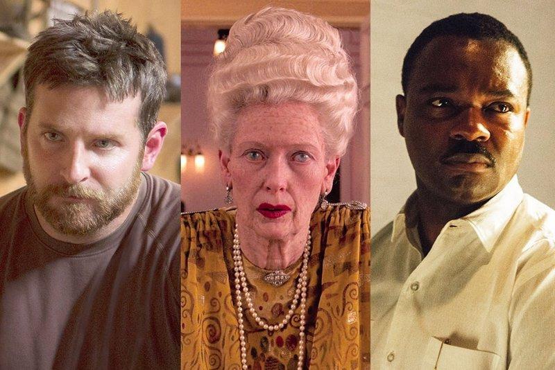 Los Oscars 2015: ¿Racistas y machistas?