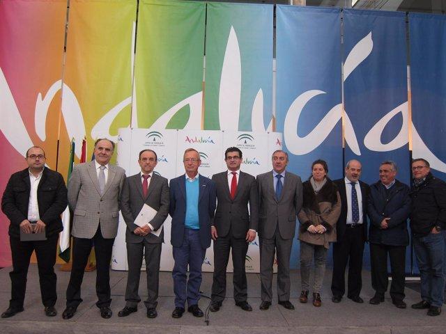 Plan Acción 2015, turismo, Andalucía, consejero, Rafael Rodríguez
