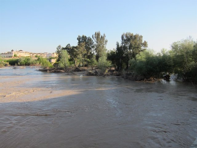 El río Guadalquivir