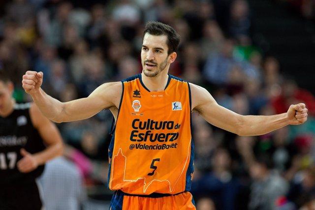 Pau Ribas (Valencia Basket)