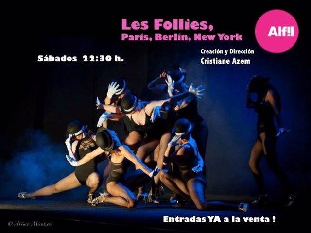 Les Follies: París- Berlín- New York, de Cristiane Azem
