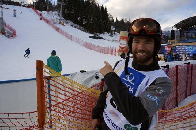 Laro Herrero, séptimo en el Mundial de snowboard