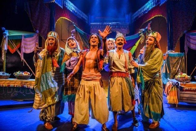 El musical de 'Aladín'