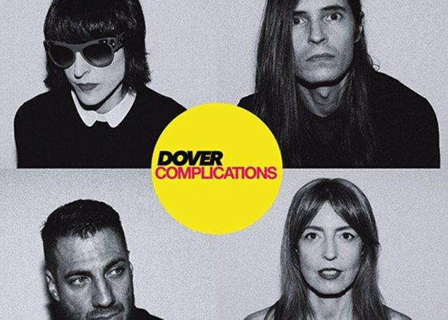 Dover presenta nuevo single y videoclip 'Too late'