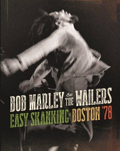 Nuevo lanzamiento de Bob Marley grabado en directo en 1978