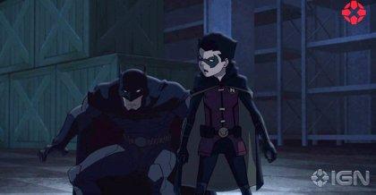 Tráiler de Batman vs. Robin
