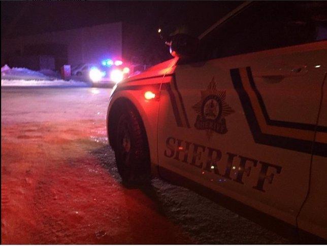 Heridos graves dos policías en Canadá