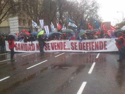 La 'Marea Blanca' reclama hoy en Madrid tratamiento para todos los pacientes de hepatitis C