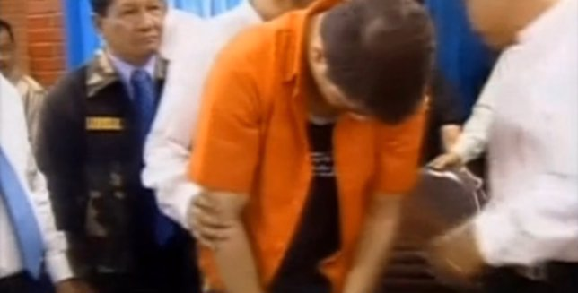 Rodrigo Gularte, otro brasileño que será ejecutado en Indonesia