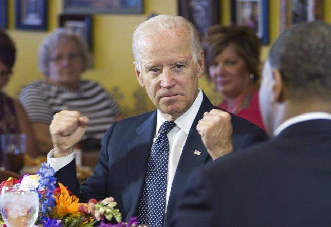 El vicepresidente de EEUU Joe Biden