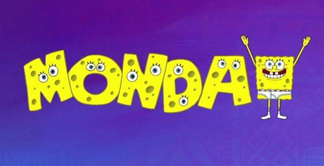 Bob Esponja Se Alza Contra El Blue Monday