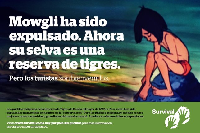 Campaña de Survival International