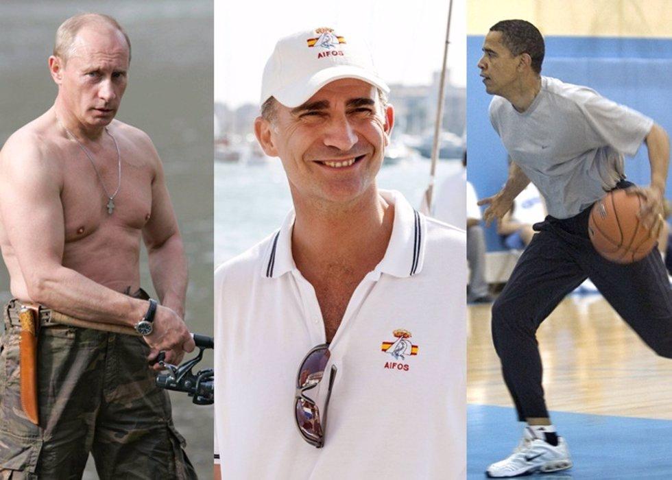 ¿Qué Jefes De Estado Están En Forma?