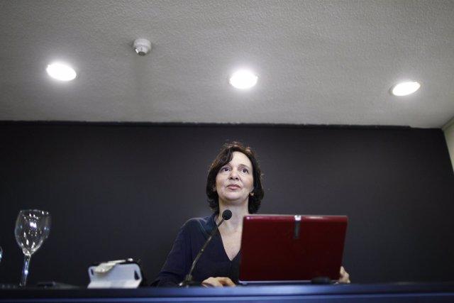Carolina Bescansa, de Podemos