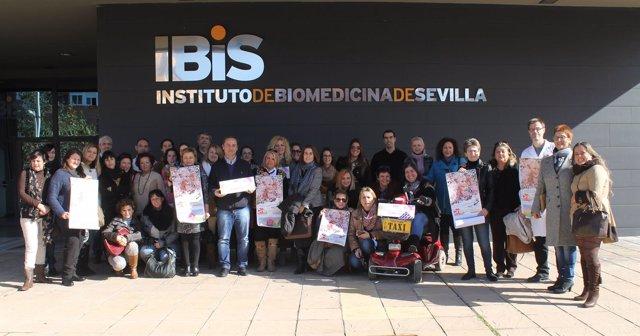 Taxistas andaluces recaudan 8.000 euros para cáncer infantil.