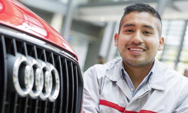 Nuevo Centro de Formación de Audi en México
