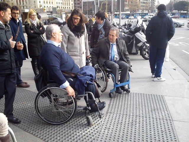 Va Al Ruedas Es En Silla Denuncia Que Carmona Centro De Y tdshQr
