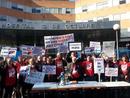 Afectados por hepatitis C pedirán mañana en Bruselas fondos europeos para que España pague sus tratamientos