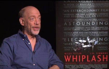 Entrevista con J.K. Simmons, nominado al Oscar por Whiplash