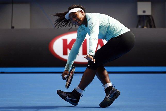 Serena Williams  Abierto de tenis de Australia