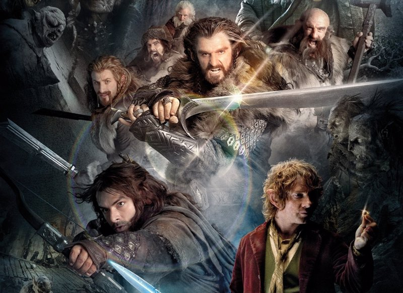 Un fan recorta la trilogía de El Hobbit y la deja en una película de 4 horas