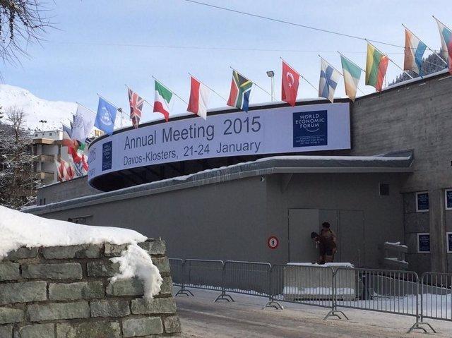 Foro de Davos, Suiza