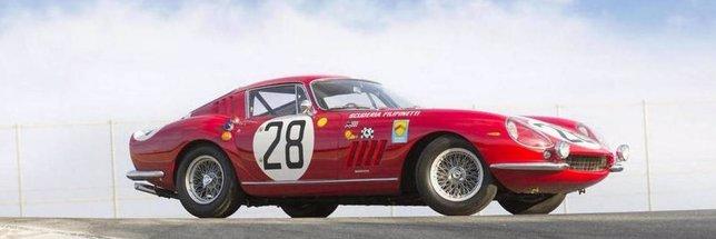 Ferrari 275 GTB Competizione 1966