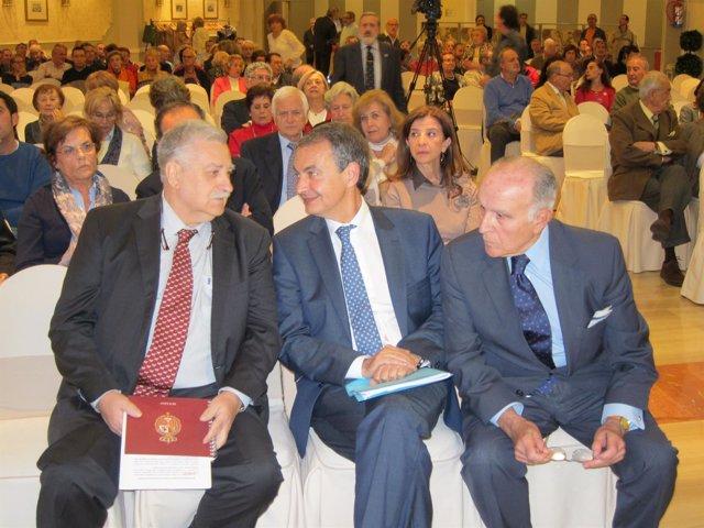 Rodríguez Zapatero en Valladolid