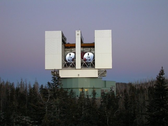 Telescopio LBTI