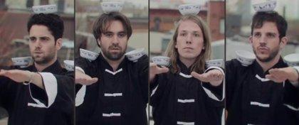 The Vaccines estrenan videoclip: Handsome